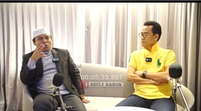Ditanya Gimana Rezim Jokowi? Gus Nur: Jelek