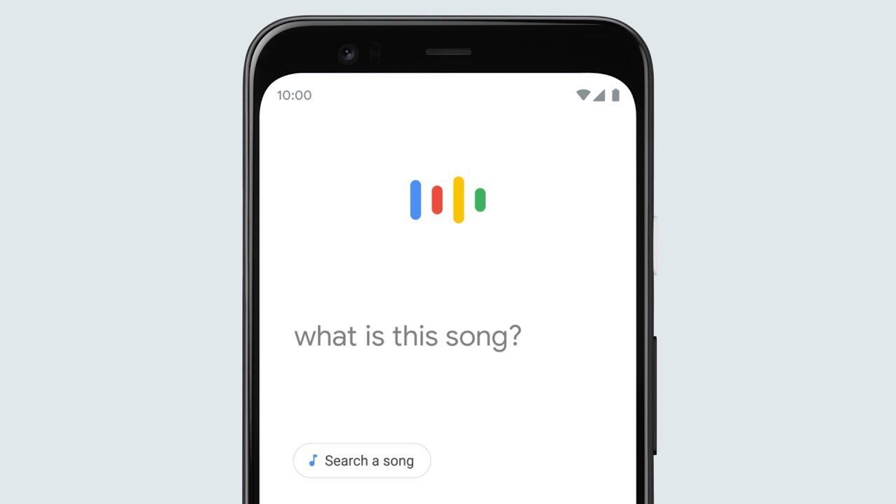 Nyari Judul Lagu di Google Sekarang Bisa dengan Bersenandung!