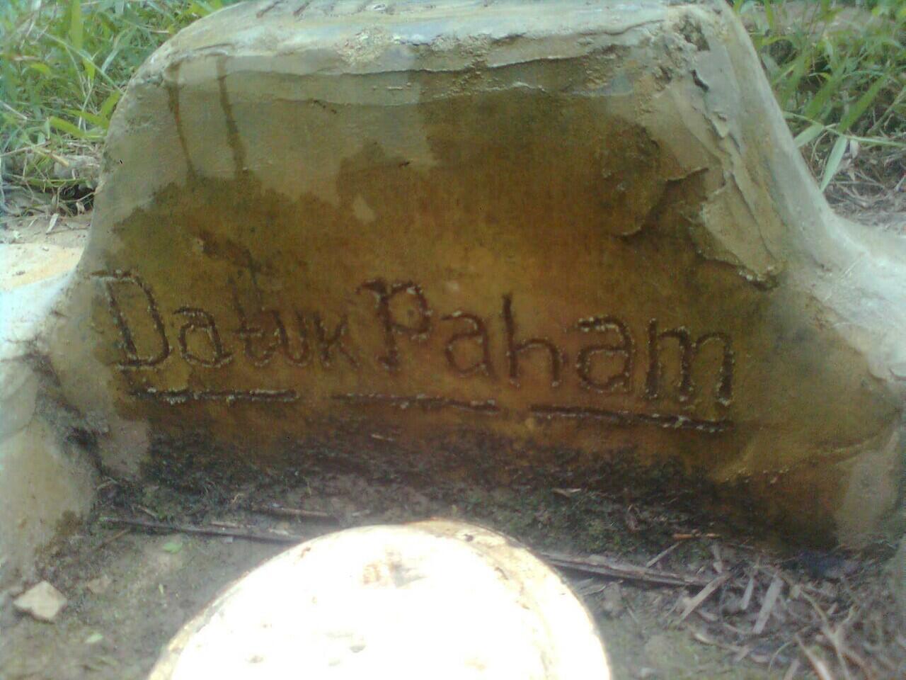 Datuk Paham Pendiri Desa Talang Selantai