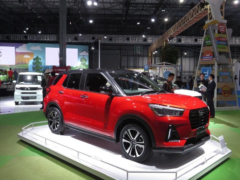 Sebuah Mobil Kedapatan Lagi Tes Jalan di Indonesia, Mirip Daihatsu Rocky!