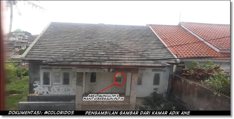 Rumah Kosong di Depan Rumah Ane yang Sebenarnya Berpenghuni