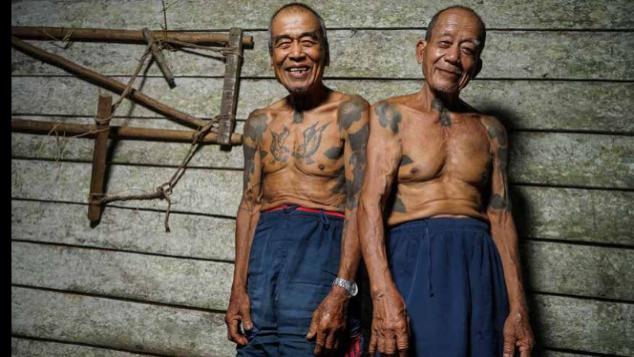 Mengenal Suku Dayak Iban! Head Hunter Indonesia Di Masa Penjajahan Jepang!
