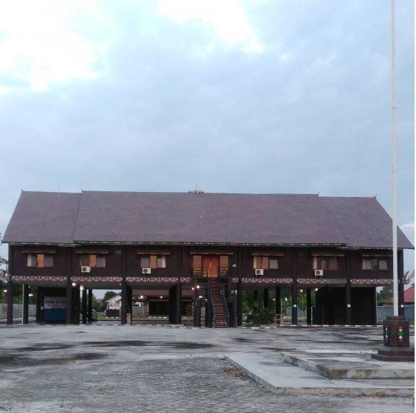 [Coc Reg. KalTeng] Menyusuri Kalimantan Tengah Memberikan Kesan Dan Pesan.