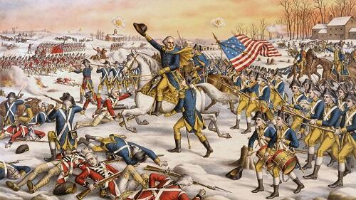 Pertempuran - Pertempuran Penentu Dalam Perang Kemerdekaan Amerika Part I
