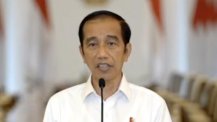 Cuti Bersama 28 sampai 30 Oktober 2020 , Jokowi: Khawatir Covid-19 Melesat