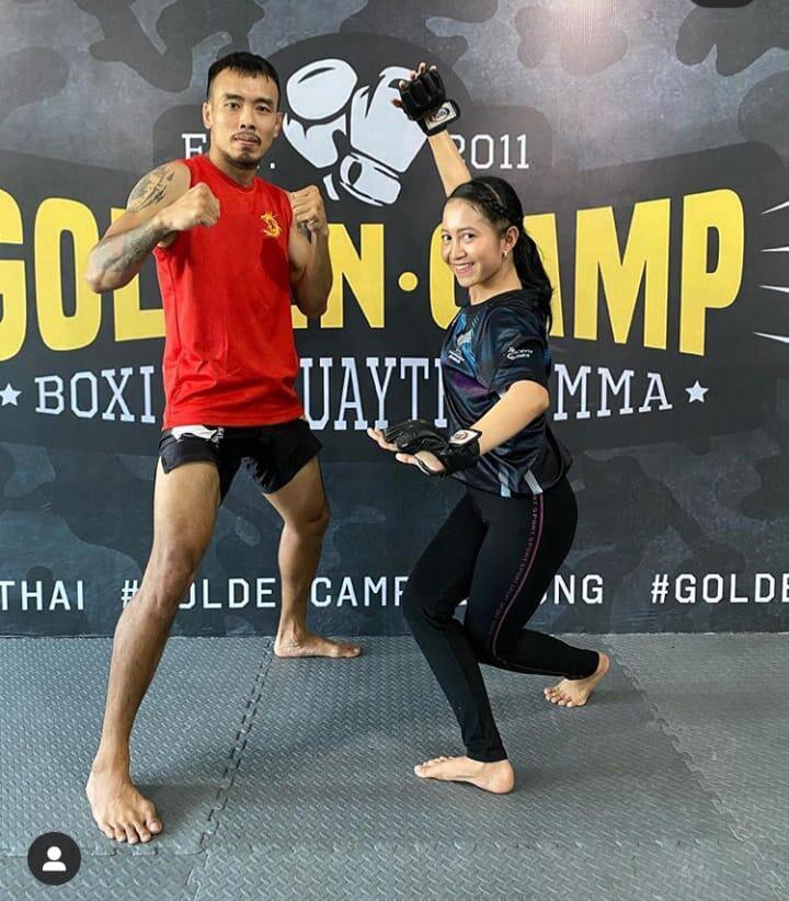 Romantisnya Hubungan Pencak Silat Dan MMA