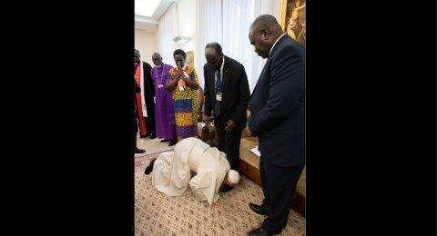 Paus Fransiskus Minta Hubungan Sesama Jenis Dilegalkan