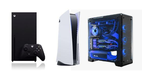 Pilih PS 5 (Playstation 5) Atau PC (Personal Computer)?