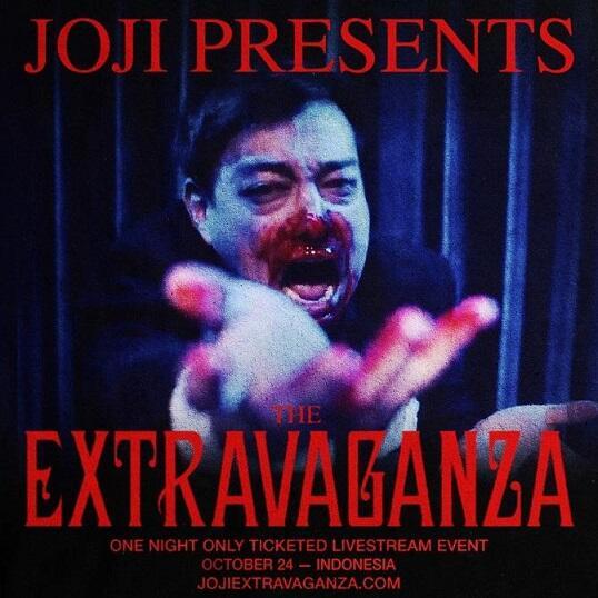 4 Momen Konyol Joji Ngebawain Lagu di Konser Extravaganza