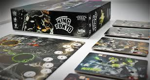 [COC BOARDGAME] Menjadi Monster Terkuat di King of Tokyo : Dark Edition