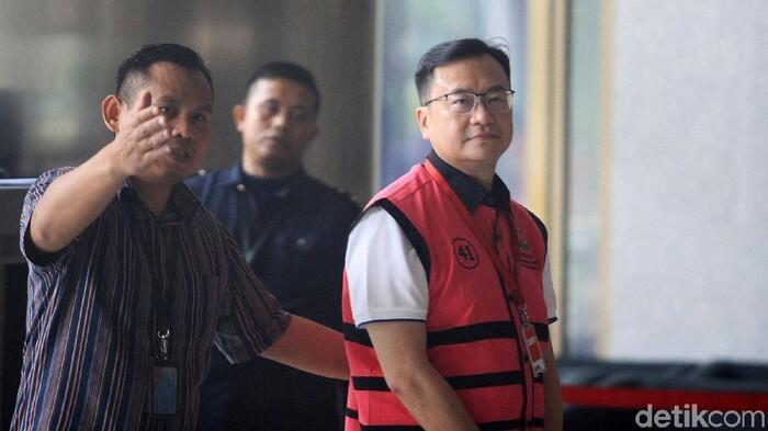 Benny Tjokro Divonis Penjara Seumur Hidup di Skandal Jiwasraya
