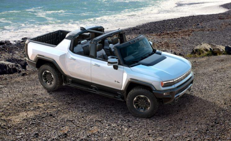 Meluncur 10 Menit, GMC Hummer EV Edition 1 Habis Terjual?