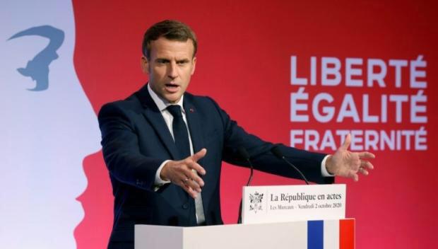 MUI tuding Presiden Prancis suburkan Islamophobia