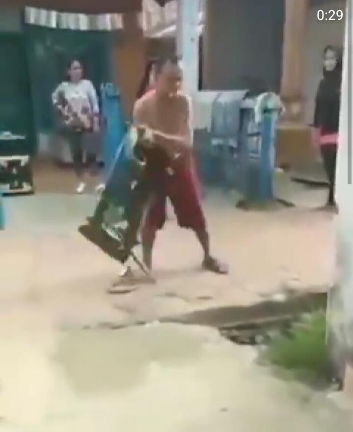 Viral! Istri Lagi Senam, Suami Mengamuk Banting Kompor, Kok Bisa?