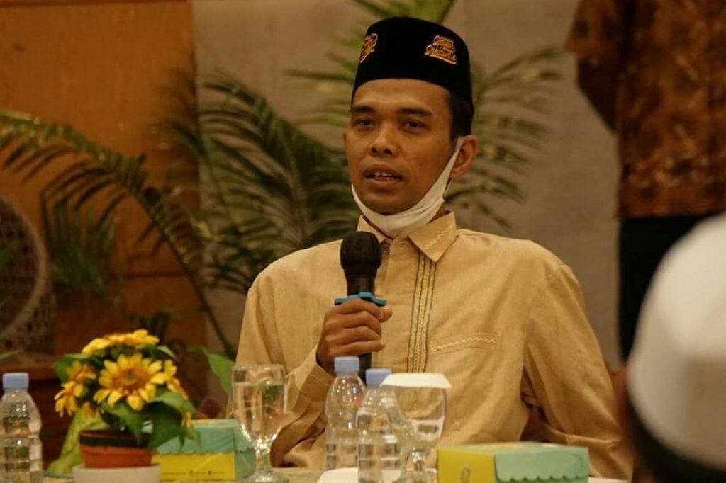 Soal Pakai Masker di Masjid, Ustad Abdul Somad: Bacaan Salat Menjadi Tidak Jelas