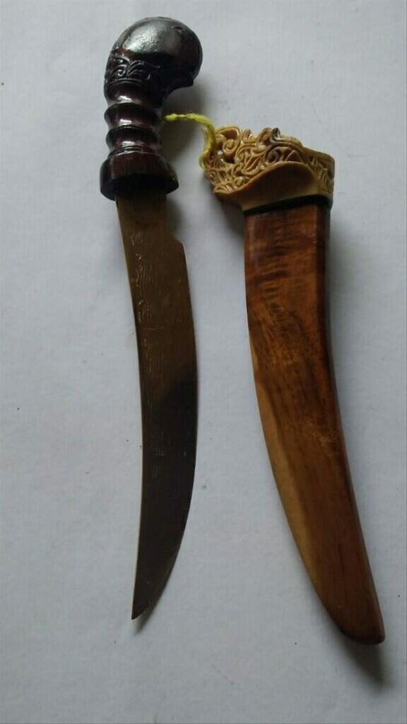 [Coc Reg. KalSel] Berbagai Macam Senjata Tradisional Keren dari Kalimantan Selatan