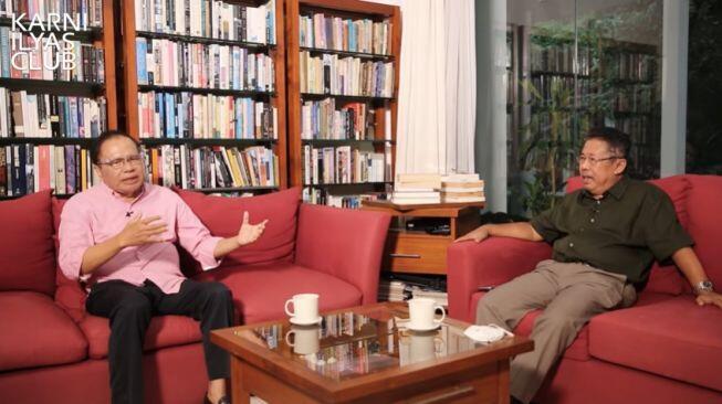 Rizal Ramli Tak Percaya SBY Bayar Rp 100 Miliar Aksi 212: Dia Raja Pelit