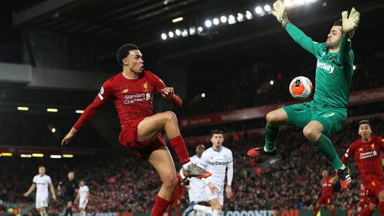 Kira-kira, Liverpool Dapat Kejutan Apa ya dari West Ham?