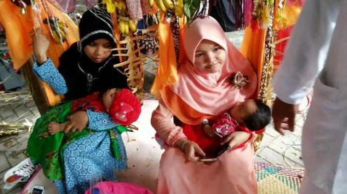 [Coc Reg. KalSel] Tradisi Unik Masyarakat Banjar Dalam Memperingati Maulid Nabi