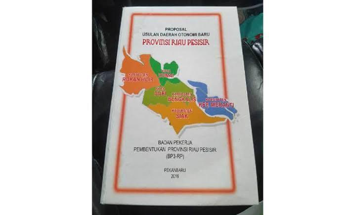 Riau Pesisir, Calon Provinsi Baru Di Indonesia??