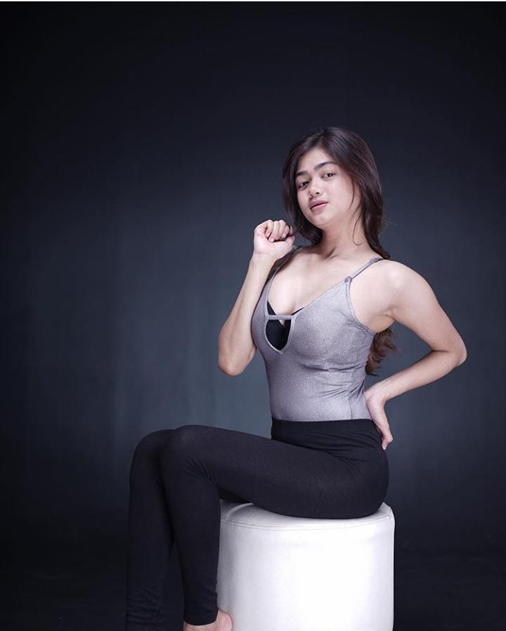 Potret Cantik Vieranni, Model Mendadak Viral karena Dilamar dengan Mahar 1,7 Miliar