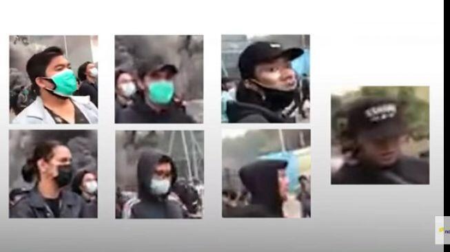 Mata Najwa Ungkap Pembakar Halte Sarinah, Warganet Sindir Telak Polisi