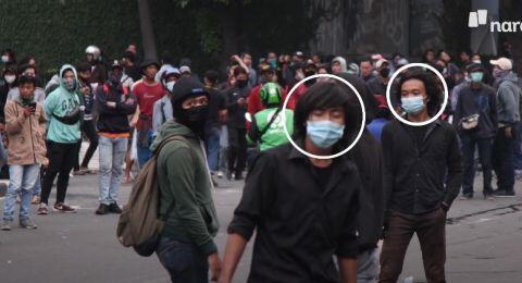 Pembakar Halte Sarinah Terungkap, Netizen: Polisi Kalah Sama Jurnalis?
