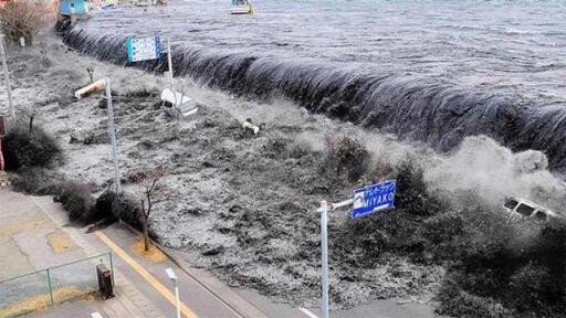Video Detik-detik Tsunami Terjang Turki Usai Gempa M 7