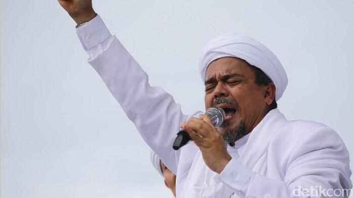 Lewat YouTube, Habib Rizieq Serukan Aksi Bela Nabi 211 dan 411
