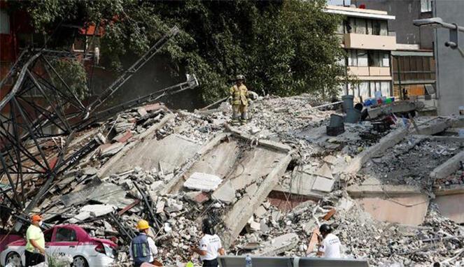 Dahsyatnya, Sebuah Teror Gempa Dalam 15 Tahun Terakhir