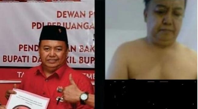 Viral Video Porno Mirip Petinggi PDIP, Polisi Panggil Abdul Rasyid