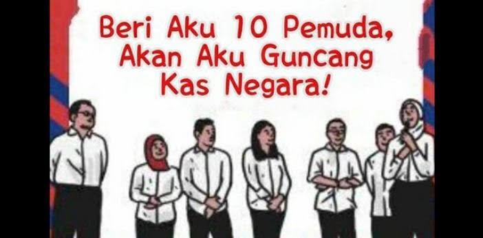 Stafsus Milenial Jokowi Perintahkan Mahasiswa PTKIN Hadiri Pembahasan UU CK