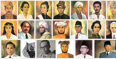 Wah, Ternyata Jumlah Pahlawan Nasional Indonesia Adalah yang Terbesar di Dunia