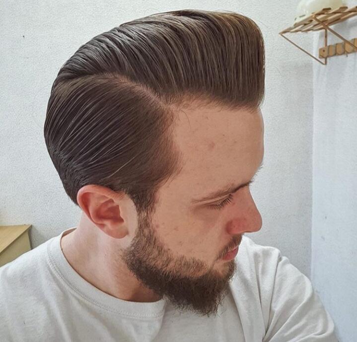Keren! Ini gaya rambut pria dari masa ke masa. No.5 trend di indonesia