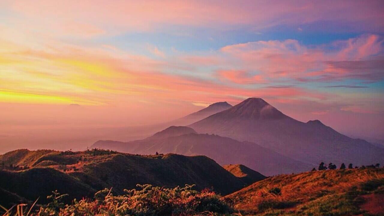 Alasan Kenapa Ane Suka Mendaki Gunung