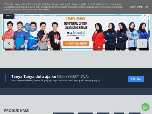 Daftar Lengkap Vendor Kaos Di Yogyakarta