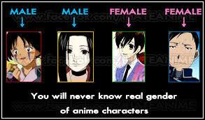 5 Logika Anime Gak Masuk Akal, Gender salah satunya!