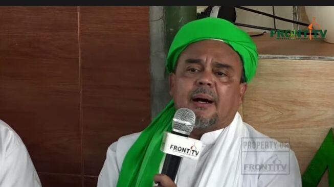 Yakin Kasus Chat Mesum Rizieq Tak akan Diusut, FPI: Irjen Fadil Taat Hukum