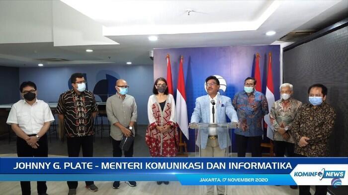 Menkominfo-Operator Seluler Berembuk Bahas 5G di Pelosok Indonesi