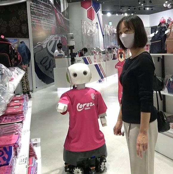 Dijepang Sudah Luncurkan Robot Untuk Mengingatkan Manusia, Di Indo Malah Ngegas