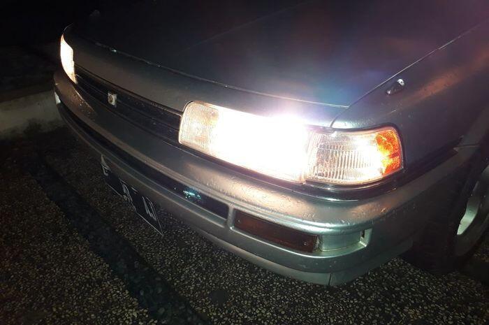 Perbedaan Lampu Hologen, HID, LED Pada Mobil