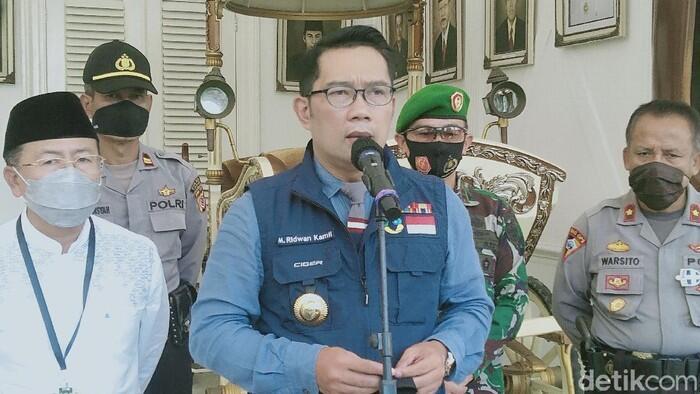 Jumat Ini Ridwan Kamil Dipanggil ke Mabes Polri soal Kerumunan Habib Rizieq