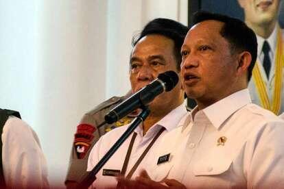 Tito Terbitkan Instruksi, Mendagri Bisa Berhentikan Gubernur
