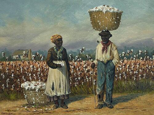 Poin - Poin Perbedaan Pandangan Pihak Utara dan Selatan Terhadap Perbudakan