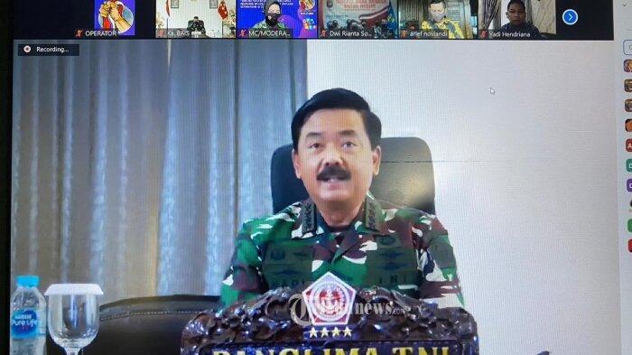 Panglima TNI Sebut Medsos Dimanfaatkan Jadi Alat Propaganda