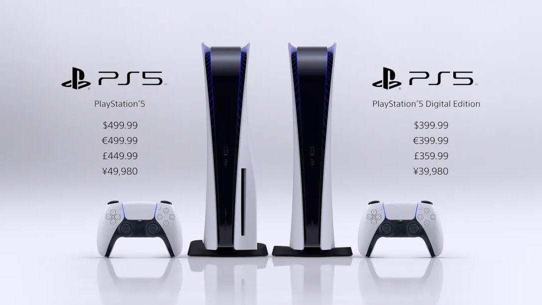 PS5 - Perbedaan Antar Digital Edition Dan Regular Edition Mana Yang Harus Agan Pilih