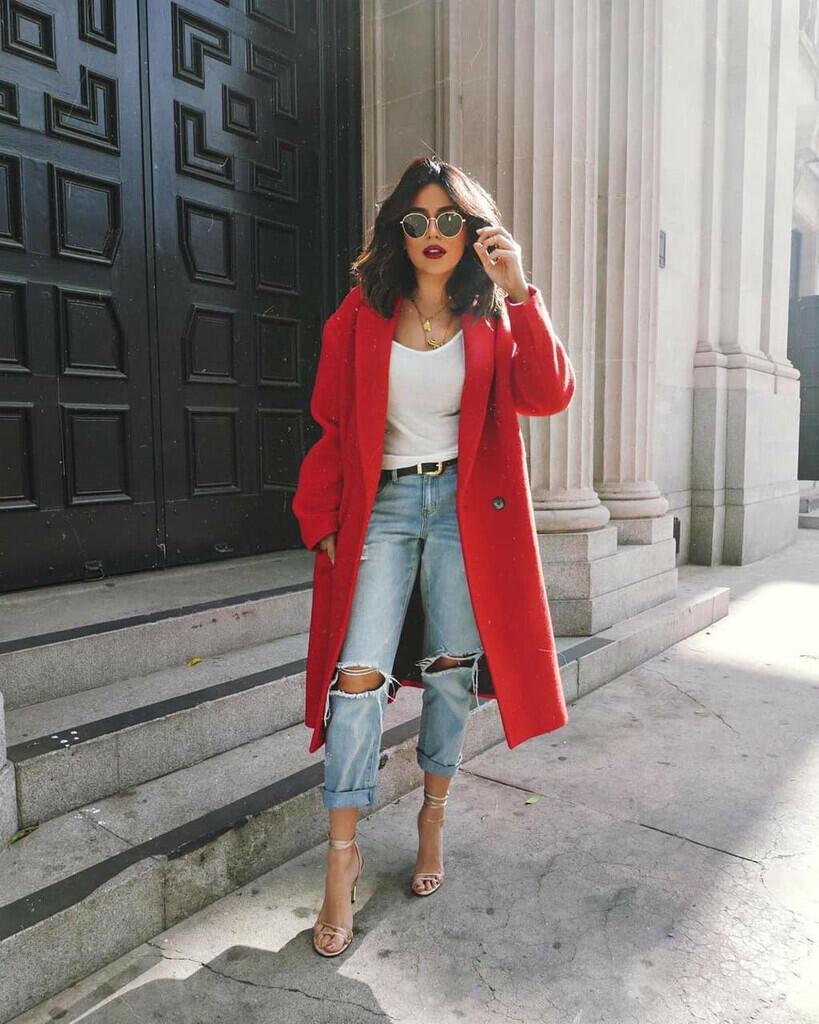 Tips Memakai Outfit Warna Cerah, Biar Lebih Stylish. BUAT SEMUA BENTUK TUBUH.