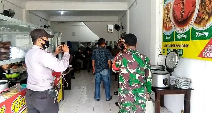 Jumpa Pers Alumni PA 212 Dibubarkan Polisi