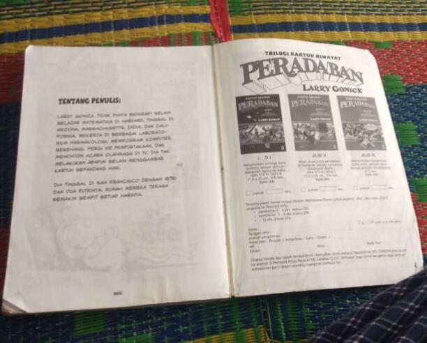 [COC Review.Buku]Buku Yang Tidak Membuat Rasa Kantuk, Baca Dan Nikmati Sensasinya