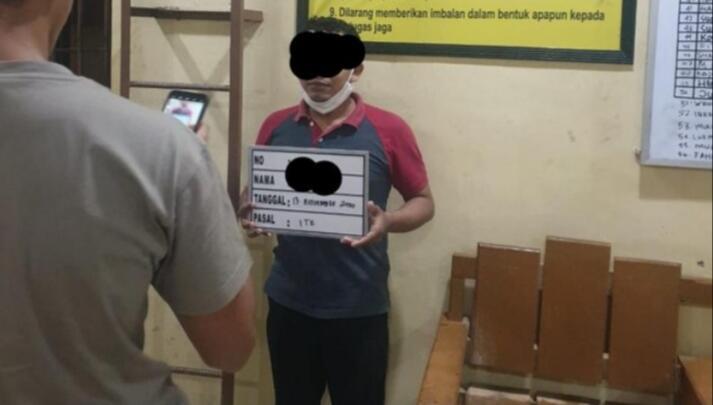 Ini Motif Eks Ketua FPI di Aceh Posting 'Polisi Siap Bunuh Rakyat' di FB